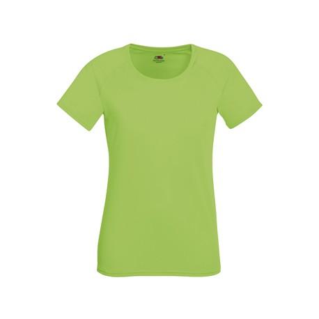 Naisten Performance T-paita