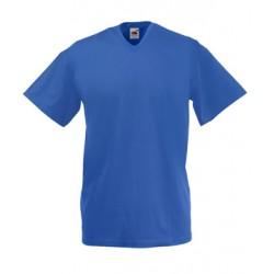 Miesten Valueweight T-paita V-aukolla