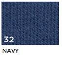 32 Navy tummansininen