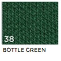 38 Bottle Green Pullon vihreä