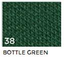 38 Bottle Green Pullon vihreä