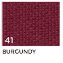 41 Burgundy Viininpunainen