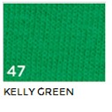 47 Kelly Green Kirkkaanvihreä