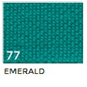 77 Emerald Smaragdinvihreä