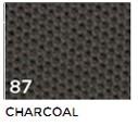 87 Charcoal Hiilen harmaa