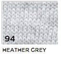 94 Heather Grey Vaaleanharmaa