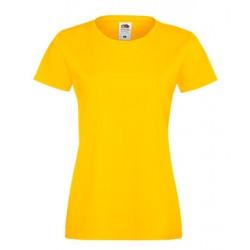 Naisten Softspun T-paita